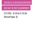 KONTROVERSEN & CHANCEN sexuelle & geschlechtliche Vielfalt in der Jugendhilfe