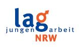 Logo LAG JUngenarbeit NRW