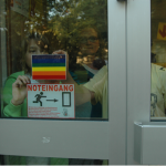Regenbogenflagge – Cafe 4 You in Mülheim an der Ruhr