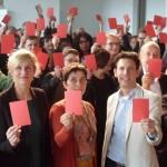 NRW zeigt Homo- und Trans*phobie die #RoteKarte